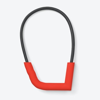 DAWN Necklace - Bright red