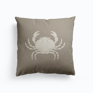 Cancer Canvas Cushion