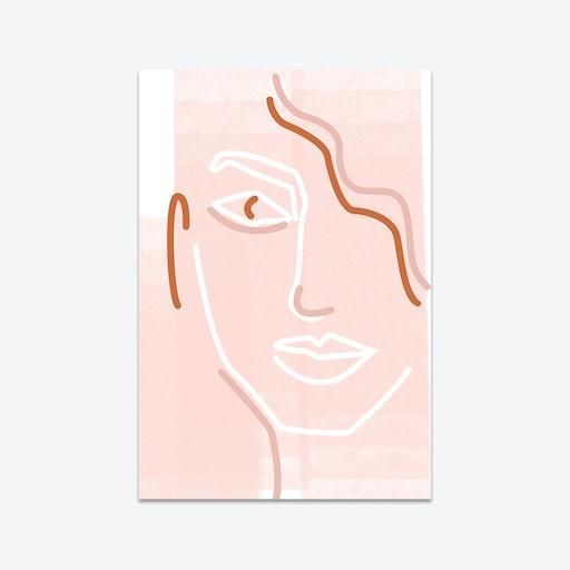 Minimal 12 Art Print