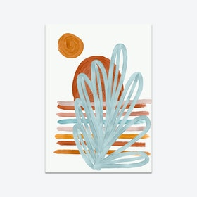 East Coast Art Print