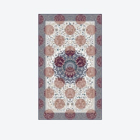 Princely Purple Rug