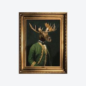 Lord Montague Canvas Print
