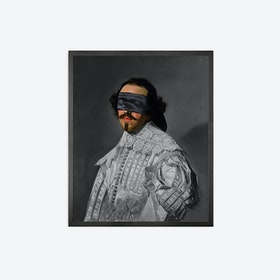Blindfold 5 Canvas Print