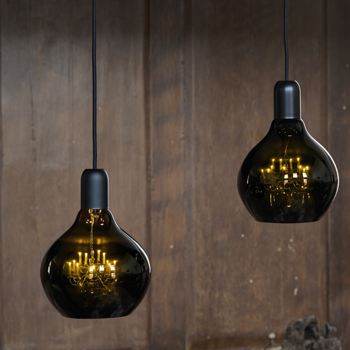 King Edison Ghost Pendant Light By Mineheart Fy