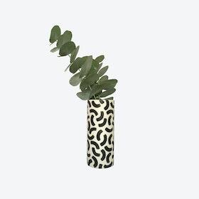 Stroke Long Vase