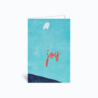 Day Joy Greetings Card