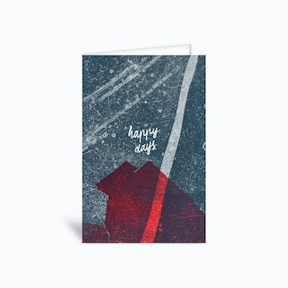 Happy Days Greetings Card