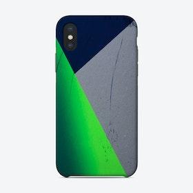 Neon Highway Phone Case
