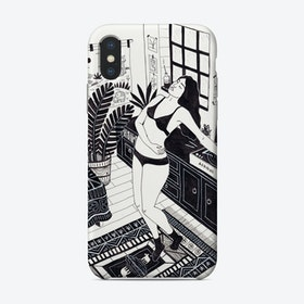 She Wants To Dance Alone Phone Case
