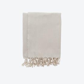 Turkish Towel Plain in Sand