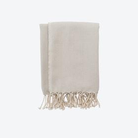 Turkish Towel Pattern in Sand