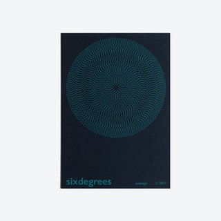 Sixdegrees Hand Screen Print