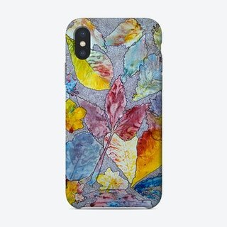 Spring Drawing Meditation Phone Case