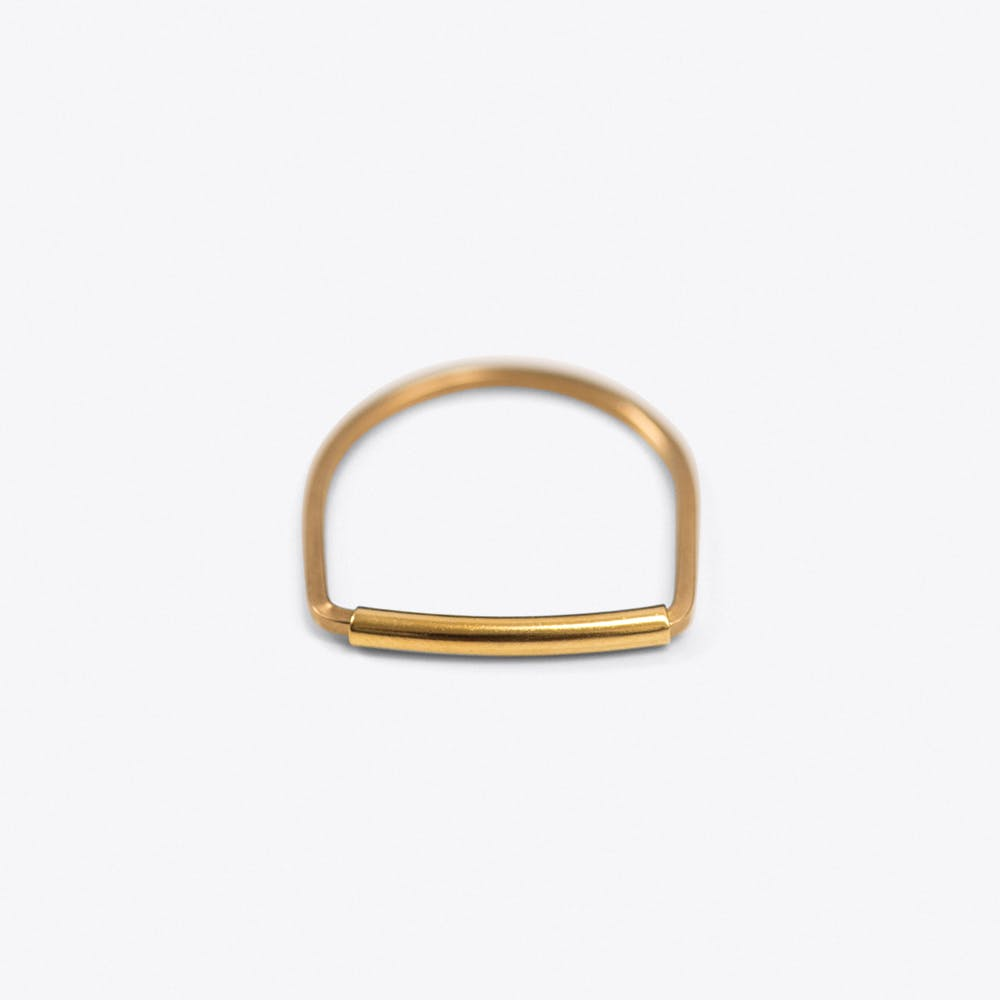 Minimal Brass Ring