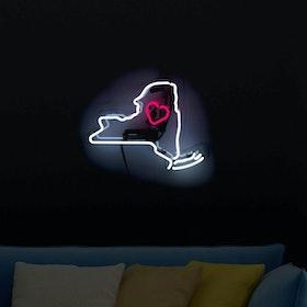 New York Neon Sign
