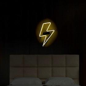 Bolt Neon Sign