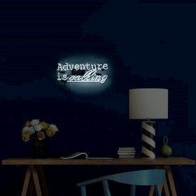Adventure Neon Sign