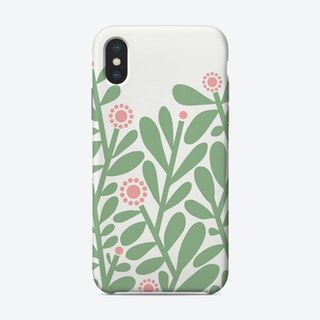 Shrubbery Phone Case