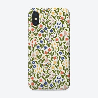 Windy Meadow Phone Case