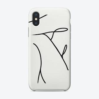 Nude 2 Phone Case
