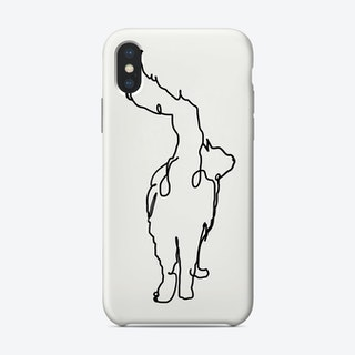 The Cats Tail Phone Case