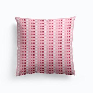 Dreamy Pink Cushion