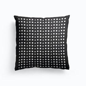 Geometric Reunion Cushion