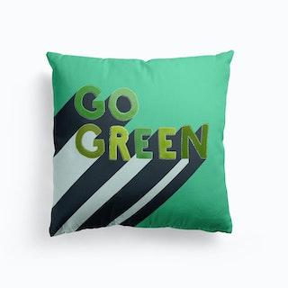 Go Green Cushion