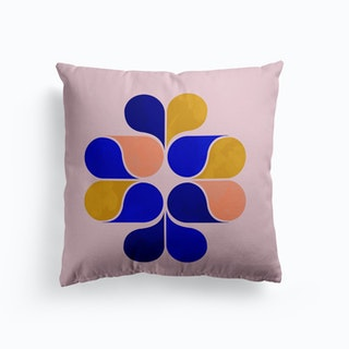 Modern Flower Cushion