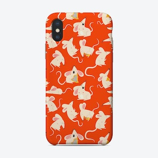 Rats Pattern Phone Case