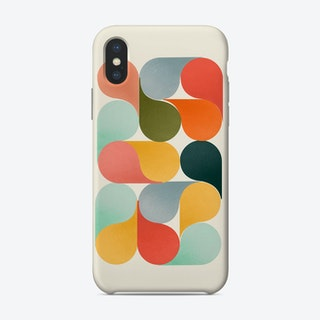 Bright Shapes Phone Case