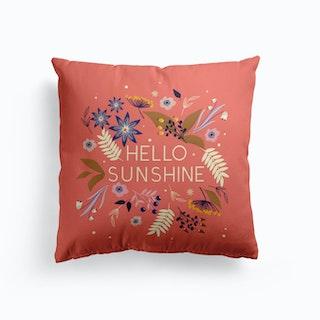 Hellosunshine Cushion