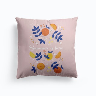 Summer Is Here Cushion