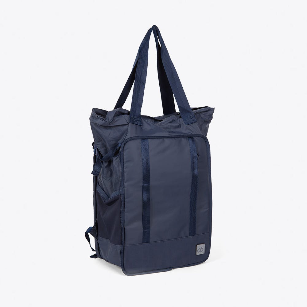 Packaway Ripstop Tote Bag in Navy