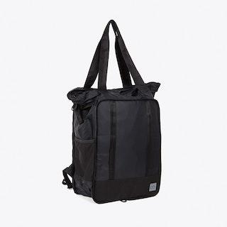 Packaway Ripstop Tote Bag in Black