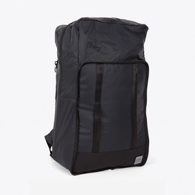 Packaway Ripstop Backpack in Black