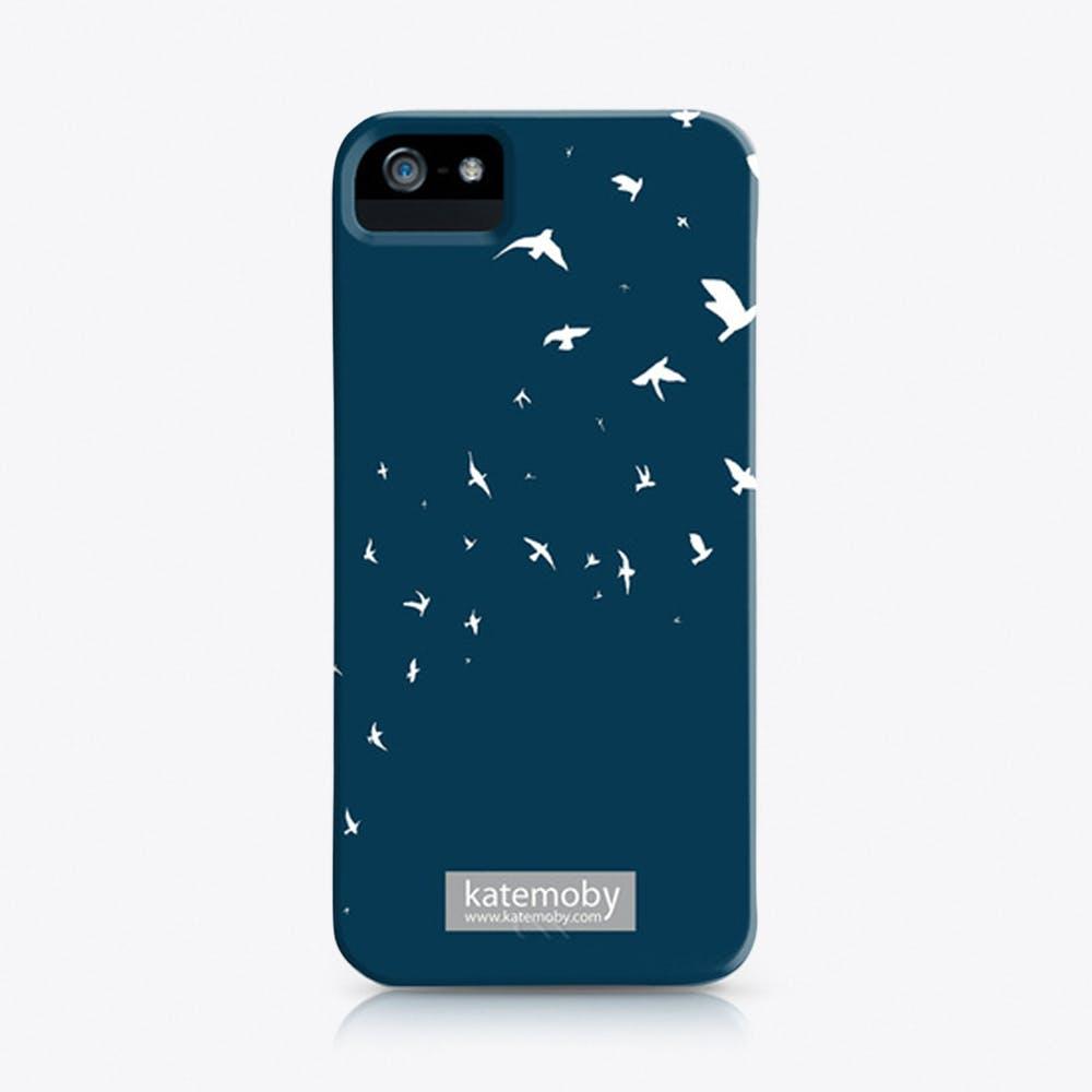 Flock of Birds Phone Case