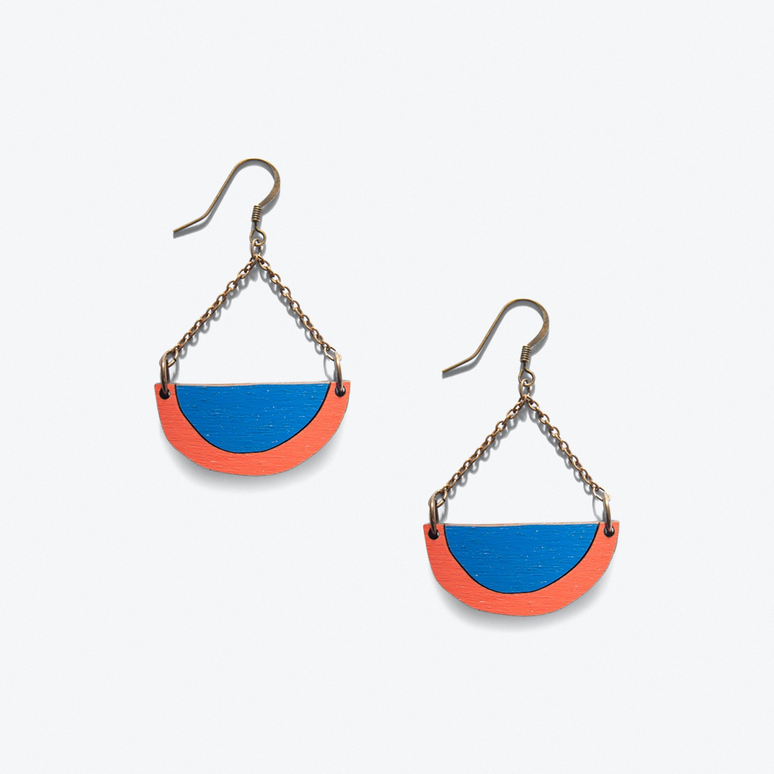 Rive Gauche Earrings