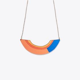 Atelier Necklace In Cobalt