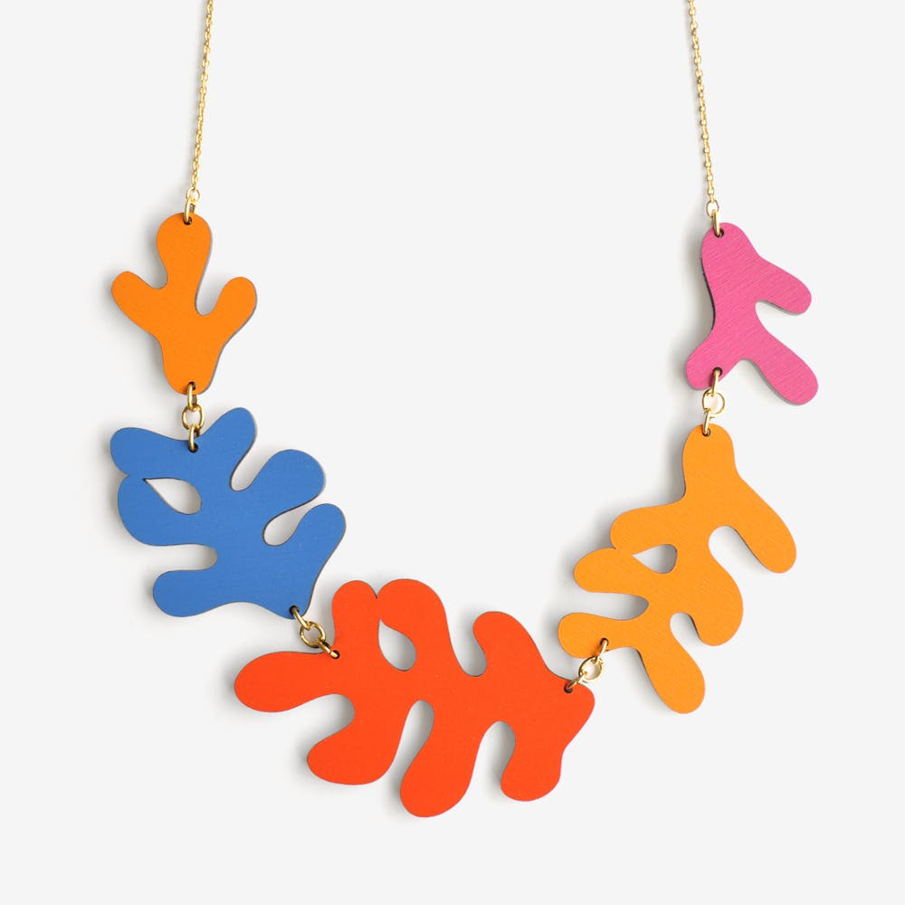 Tamure / Dance Together Necklace Reversible