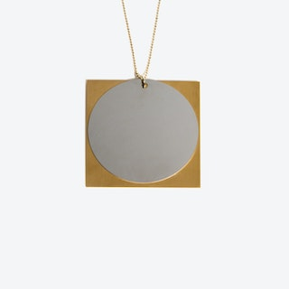 Minimal - silver and gold