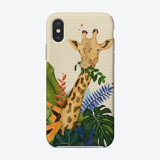 The Giraffe Phone Case