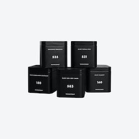 Loose Tea Gift Set Tins - Black & White Tea Collection