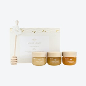 Organic Nordic Honey Gift Set