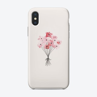 Bunch Of Flowers Phone Case