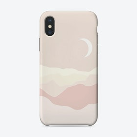 The Middle Of Nowhere Phone Case