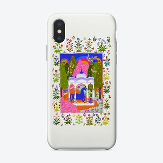 Horse Temple Phone Case
