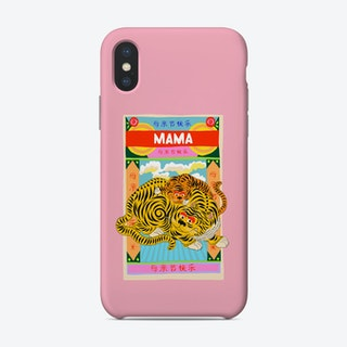 Mama Pink Phone Case