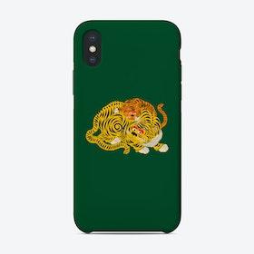 Mama 2 Green Phone Case