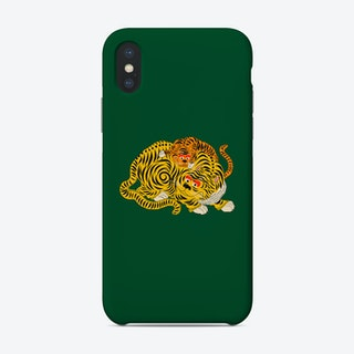 Mama 2 Green Phone Case